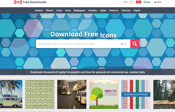 Download Free Vectors, Photos, Icons, PSDs