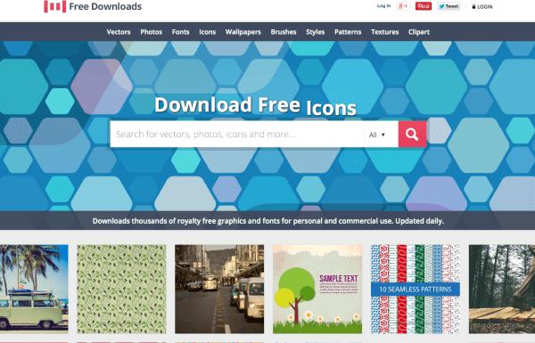 Download Free Vectors, Photos, Icons, PSDs