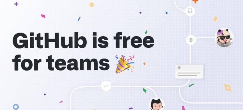 GitHub étend son offre gratuite